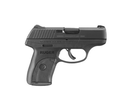 Ruger 3235 LC9s Standard Double Action 9mm 3.1″ 7+1 Integral Grip Blued Steel