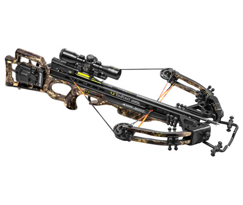 Stealth FX4 w/Package, Mossy Oak Country AcuDraw 50