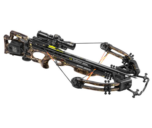 Stealth FX4 w/Package, Mossy Oak Country AcuDraw
