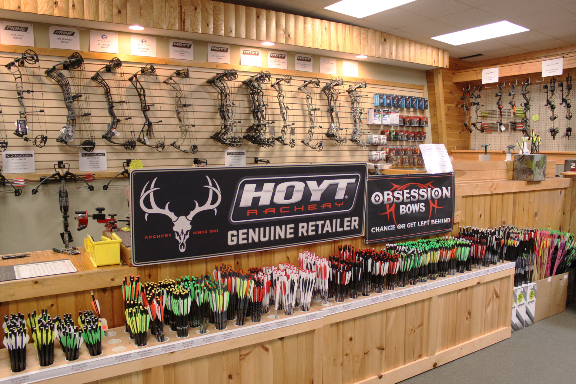 Hicks Outdoors | Hunting and Fishing Headquarters - Clio Michigan