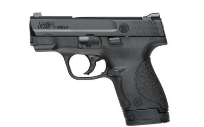 S&W: M&P Shield:  9mm or .40 S&W | $399.99