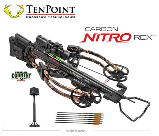 Carbon Nitro RDX ACUdraw PKG