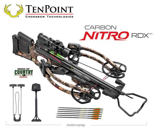 Carbon Nitro RDX DeddSled 50 PKG