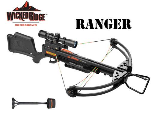 Wicked Ridge Ranger W/Standard PKG