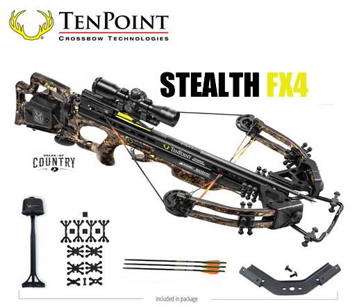 Stealth FX4 AcuDraw 50 PKG