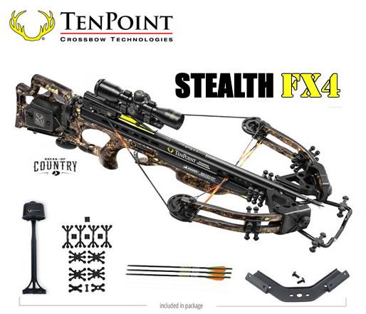 Stealth FX4 PKG