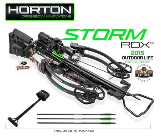 Horton Storm RDX PKG
