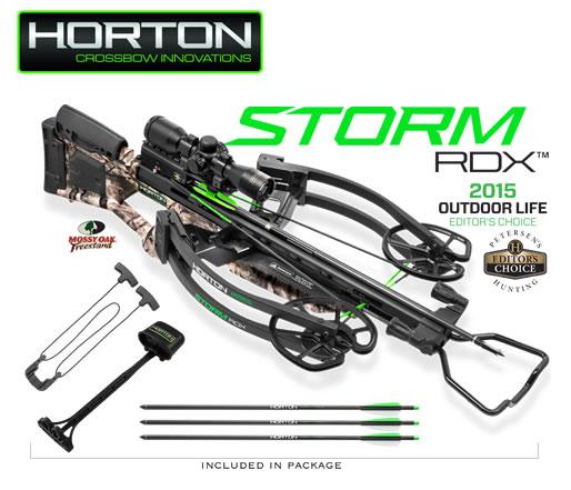 Horton Storm RDX Package, Dedd Sled 50
