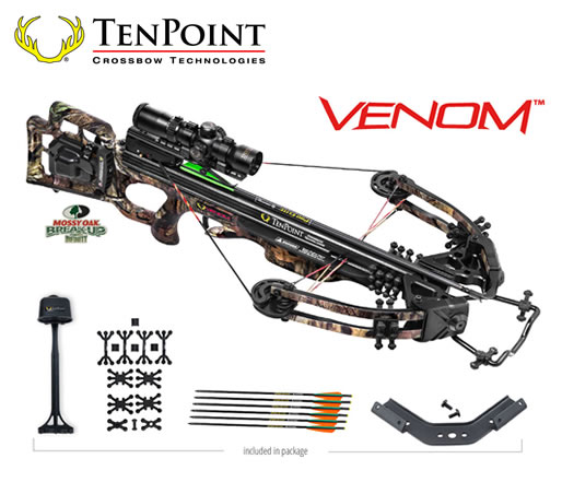 Venom w/Pkg, ACUdraw 50 PKG