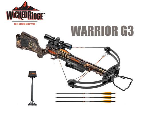 Wicked Ridge Warrior G3 PKG