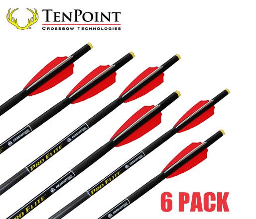 PRO Elite Carbon Arrows 6pk