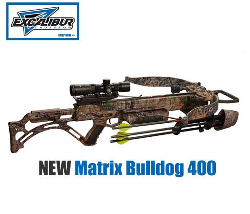 Excalibur NEW Matrix Bulldog 400