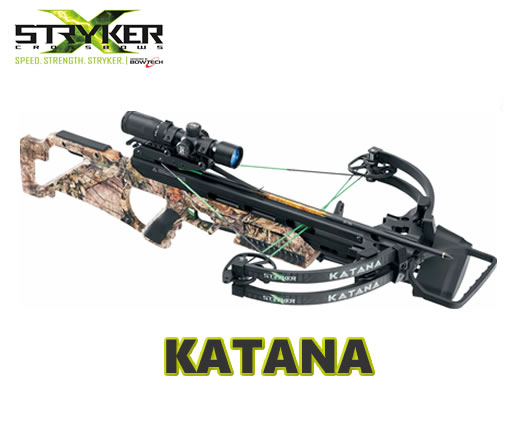 Katana Crossbow Package