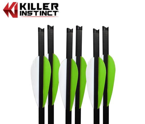 Killertech Crossbow Bolts 6pk
