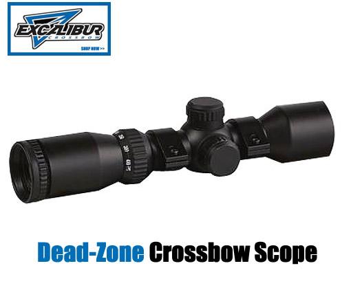 Dead-Zone Crossbow Scope